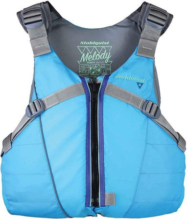 Stohlquist Women's Melody Universal PFD | Mesh Back - Gear For Adventure