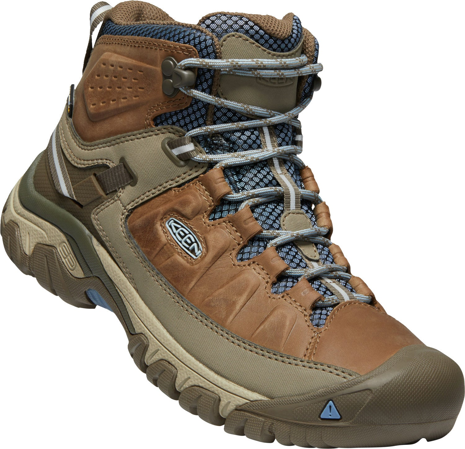 Keen Women's Targhee III Mid Hiking Boot - Gear For Adventure