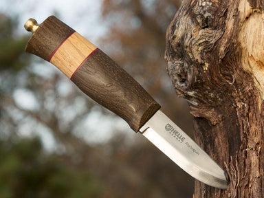 Helle Algonquin Fixed Blade Knife - Gear For Adventure