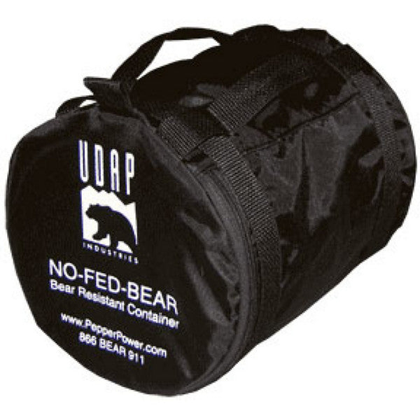 UDAP No Fed Bear Canister Carrying Case - Gear For Adventure
