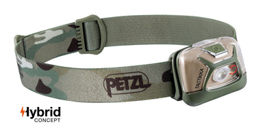 Petzl Tactikka Headlamp | 300 Lumens Camo - Gear For Adventure