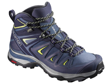 Salomon Women X Ultra 3 GTX Mid WP Hiking Boot - Gear For Adventure