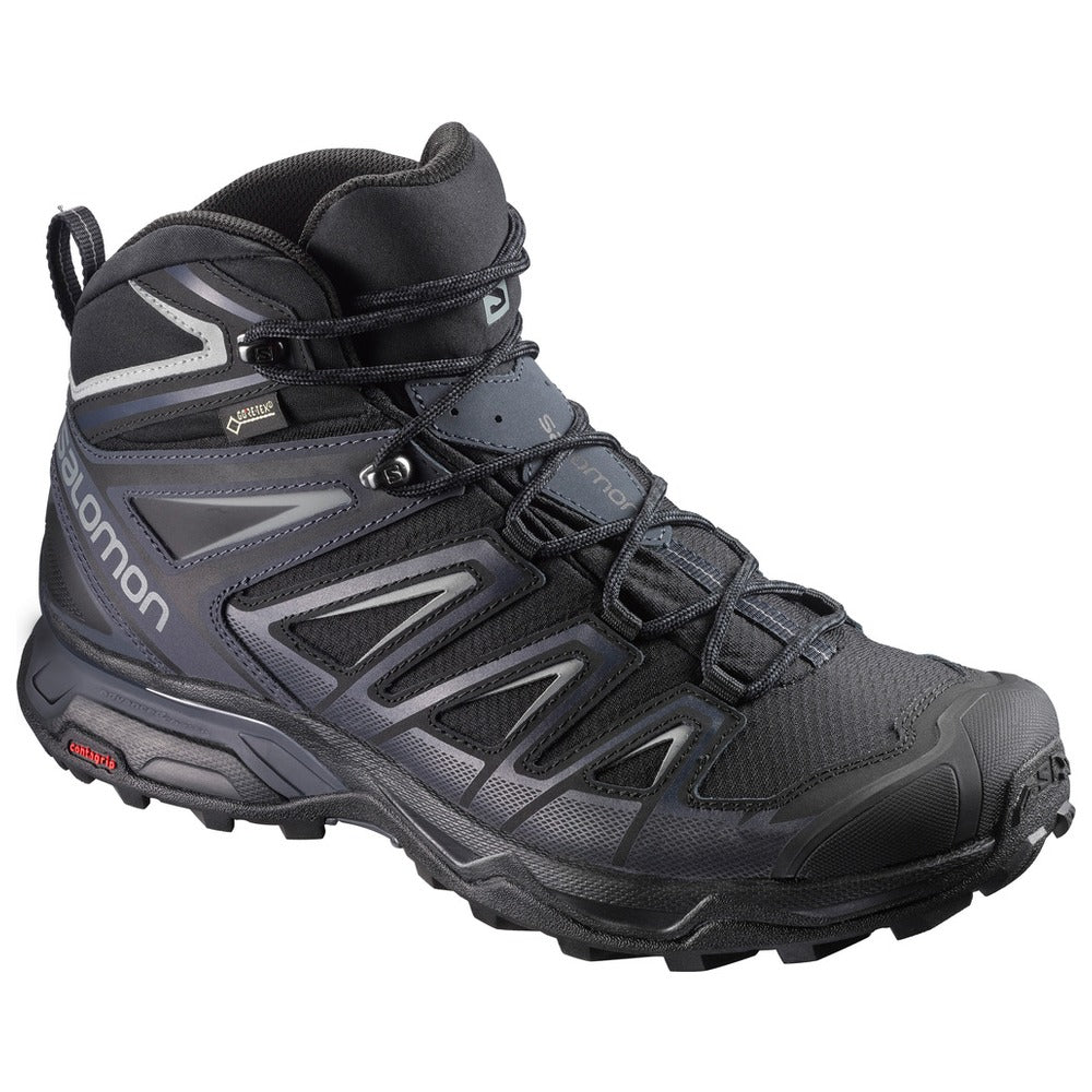 Salomon Men X Ultra 3 GTX Mid WP Hiking Boot