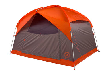 Big Agnes Dog House 6 Tent | Orange/Taupe/Eggplant - Gear For Adventure