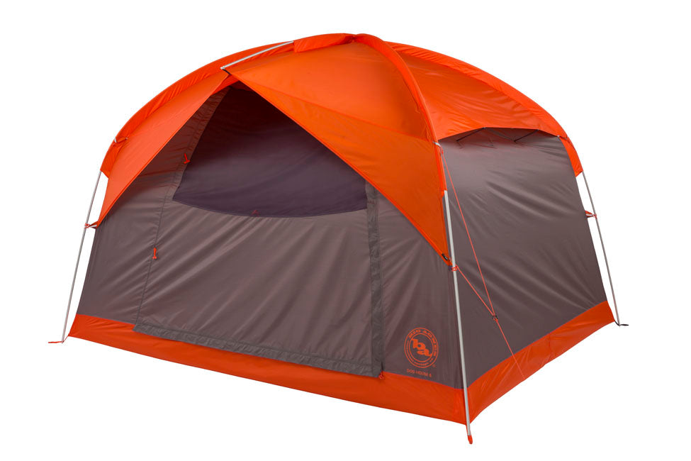 6+ Person Tents
