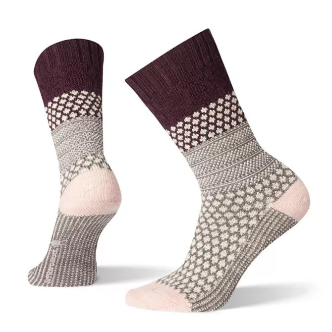 Smartwool Womens Popcorn Cable Socks
