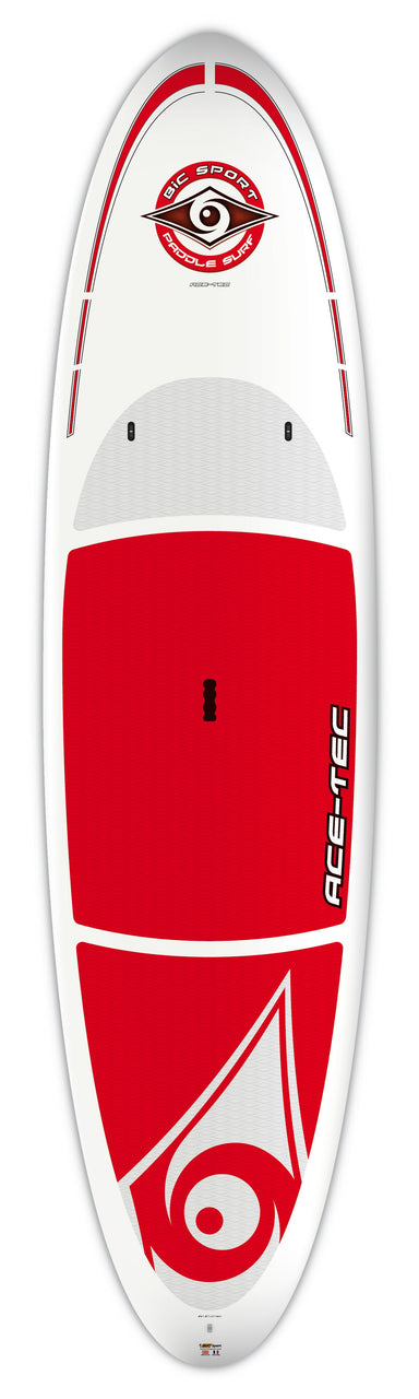 "BIC 11'6"" Performer Ace Tec Red Stand Up Paddleboard - Gear For Adventure"