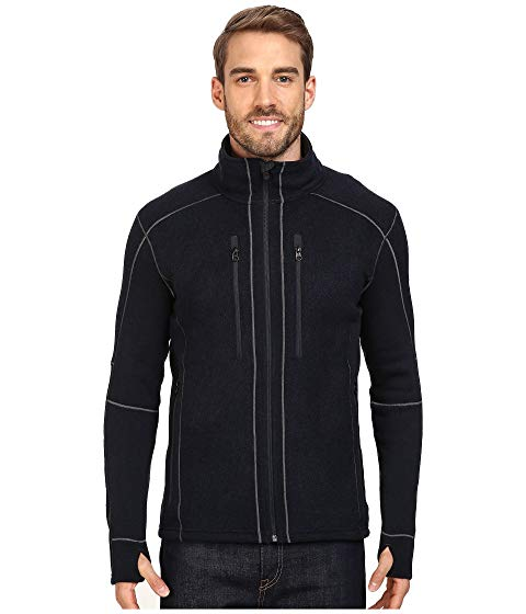 Kuhl Men's Interceptr Full Zip Fleece Jacket
