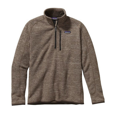 Patagonia Men's Better Sweater 1/4 Zip - Gear For Adventure