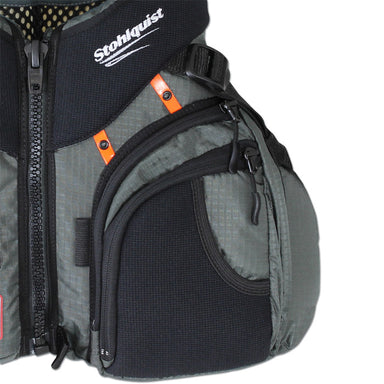 Stohlquist Keeper Fishing PFD - Gear For Adventure