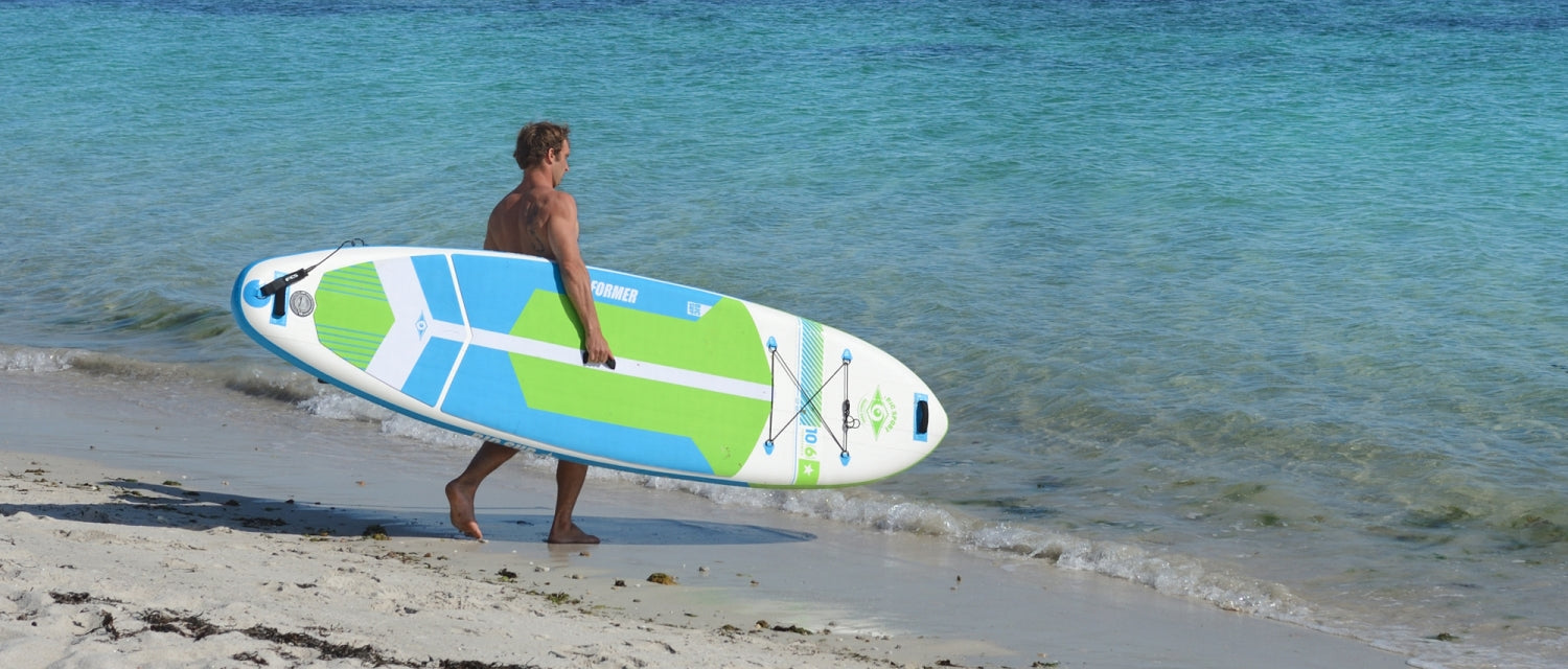 "BIC 10'6"" Performer Air Inflatable Stand Up Paddleboard"