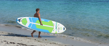 "BIC 10'6"" Performer Air Inflatable Stand Up Paddleboard - Gear For Adventure"
