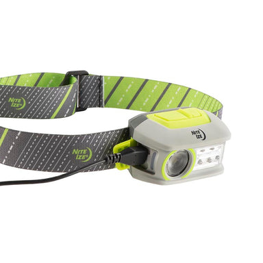 Nite Ize Radiant 300 Rechargeable Headlamp - Gear For Adventure