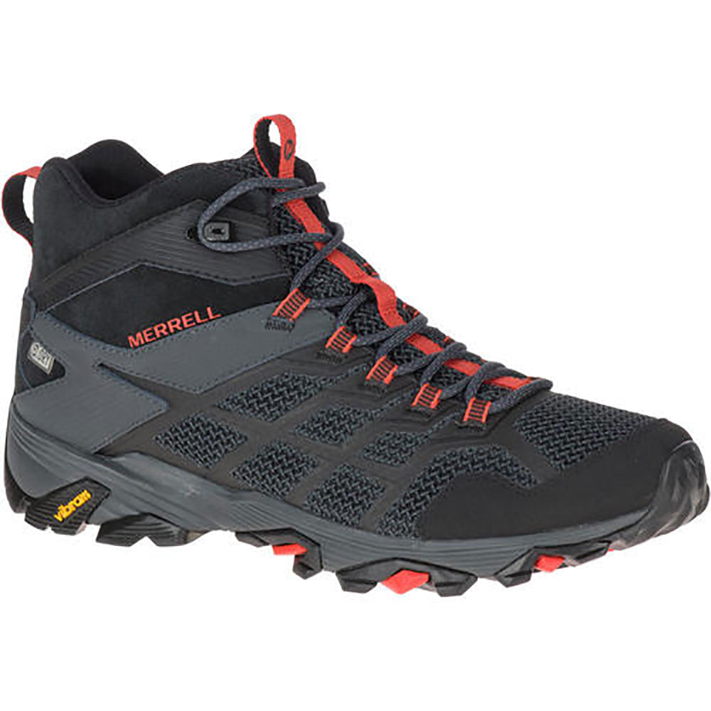 Merrell Men's Moab FST 2 Mid Waterproof-G