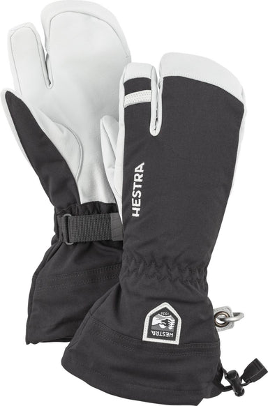 Hestra Leather Heli 3 Finger - Gear For Adventure