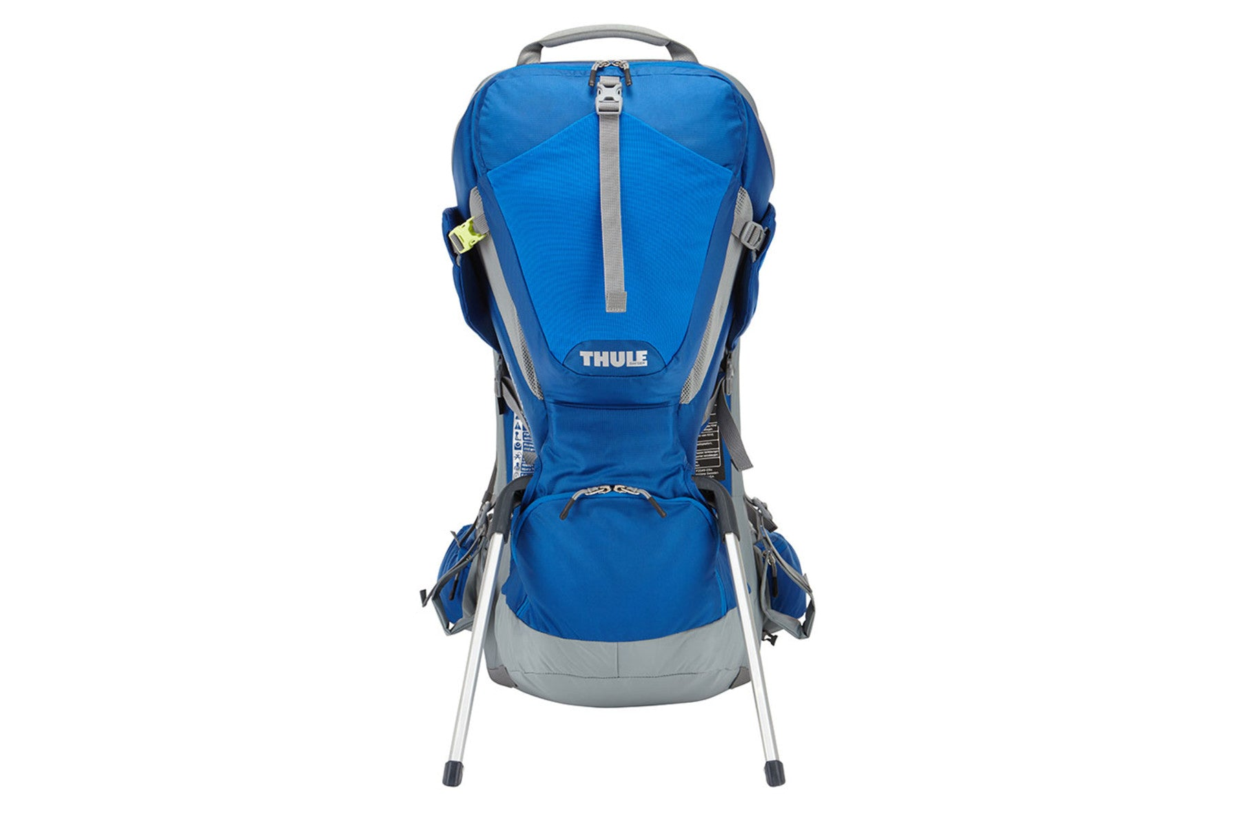 Thule Sapling Baby Carrier Slate/Cobalt - Gear For Adventure
