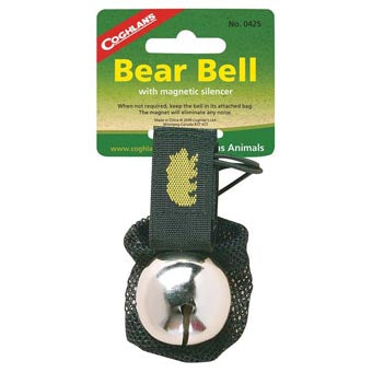 Coghlans Bear Bell with Silencer