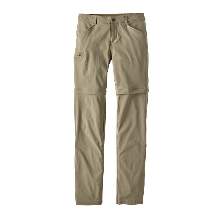 Patagonia Women's Quandary Convertible Pants Reg - Gear For Adventure