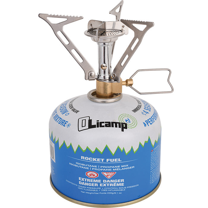 Olicamp Vector HD Stove - Gear For Adventure