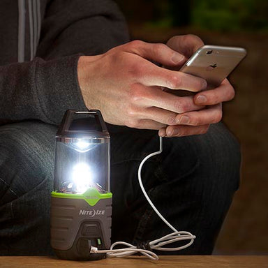 Nite Ize Radiant Rechargeable Lantern - Gear For Adventure