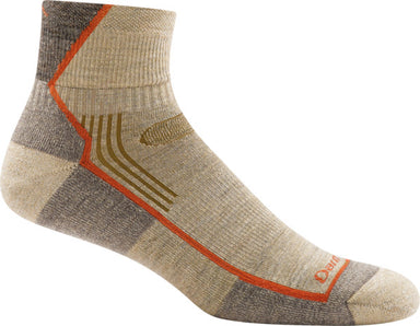 Darn Tough 1959 Men's 1/4 Sock Cushion - Gear For Adventure