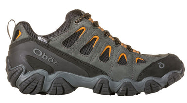 Oboz Men's Sawtooth II Low BDRY Hiking Shoe Wide - Gear For Adventure