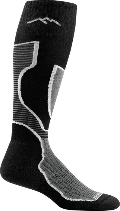 Darn Tough 7005 Men's Outer Limits Padded Cushion Light Ski Socks - Gear For Adventure