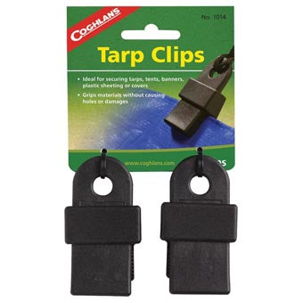 Tarp Clips - Gear For Adventure