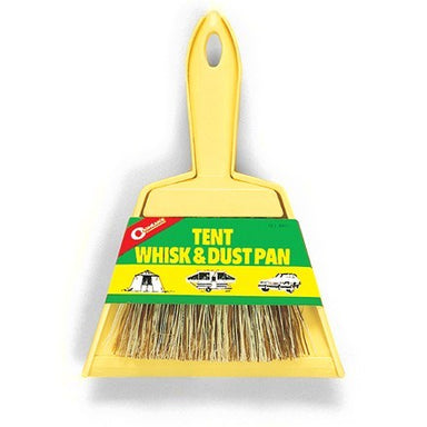 Coghlan's Tent Whisk and Dustpan - Gear For Adventure