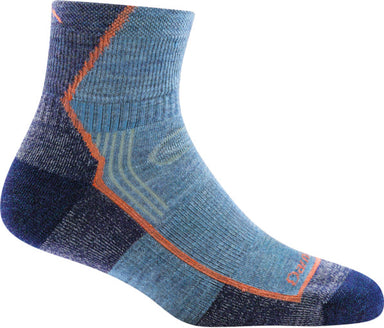 Darn Tough 1958 Women's 1/4 Hiker Sock Cushion - Gear For Adventure