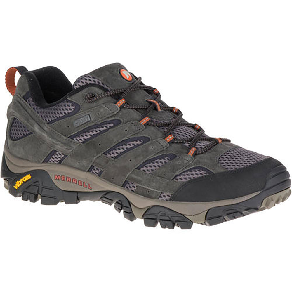 Merrell Men's Moab 2 WTPF Hiking Shoe - Gear For Adventure