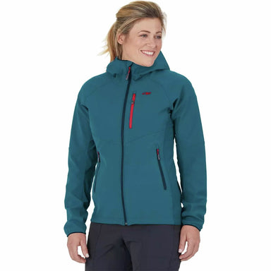 Outdoor Research Women's Ferrosi Grid Hooded Jacket - Gear For Adventure