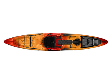 Wilderness Systems Thresher 140 Fishing Kayak | Mango Blem - Gear For Adventure