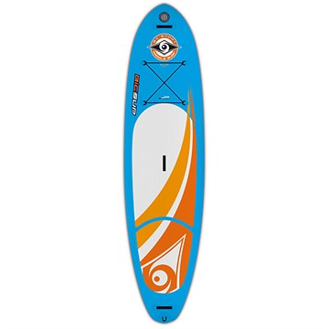 BIC 10' Sup Air Inflatable Stand Up Paddleboard - Gear For Adventure