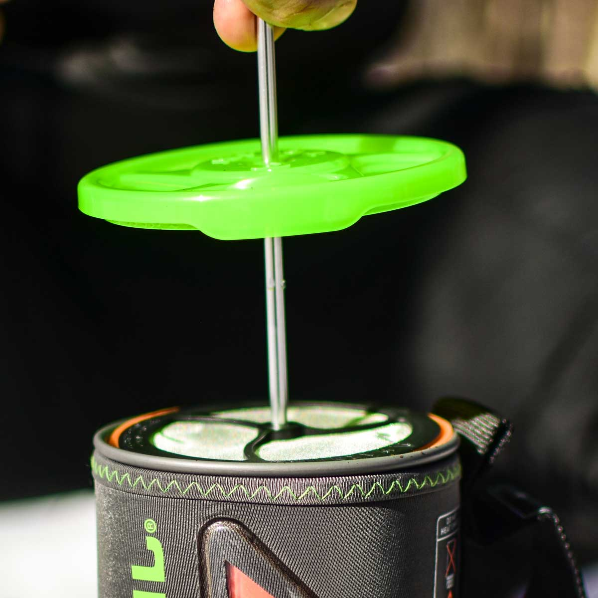 Jetboil Coffee Press Silicone Regular