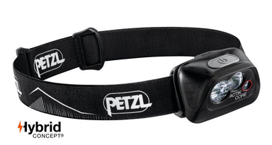 Petzl Actik Core Headlamp | 450 Lumens - Gear For Adventure