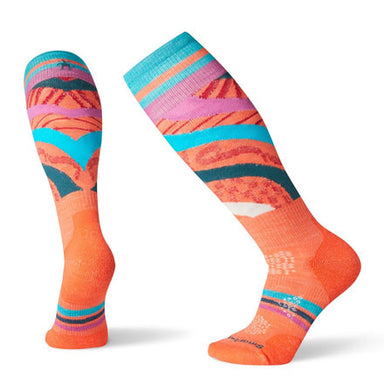 Smartwool Women's Ski Light Pattern Socks - Gear For Adventure