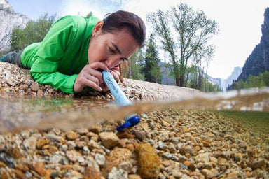 Lifestraw Personal Water Filter - Gear For Adventure