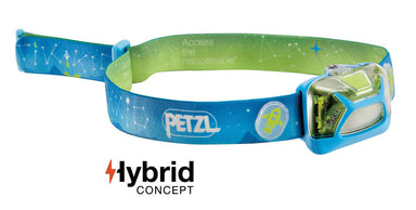 Petzl Tikkid Youth Headlamp - Gear For Adventure