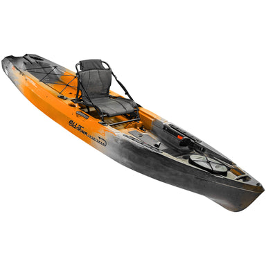 Old Town Sportsman 120 Fishing Kayak - Gear For Adventure