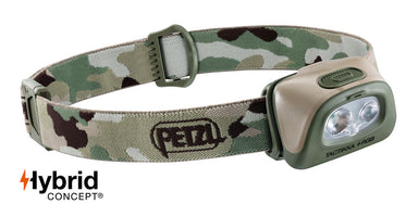 Petzl Tactikka +RGB Headlamp | 350 Lumens Camo - Gear For Adventure