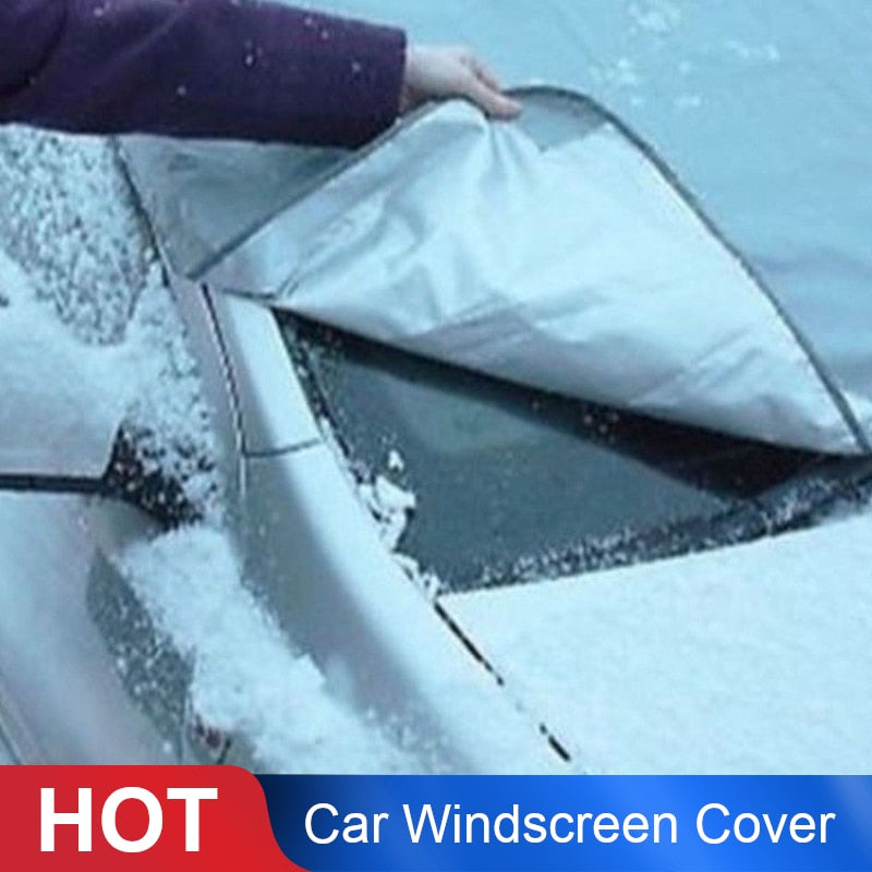 Hot & Cold Windscreen Protector for Car