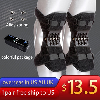 Instant Pain Relief Knee Booster Braces