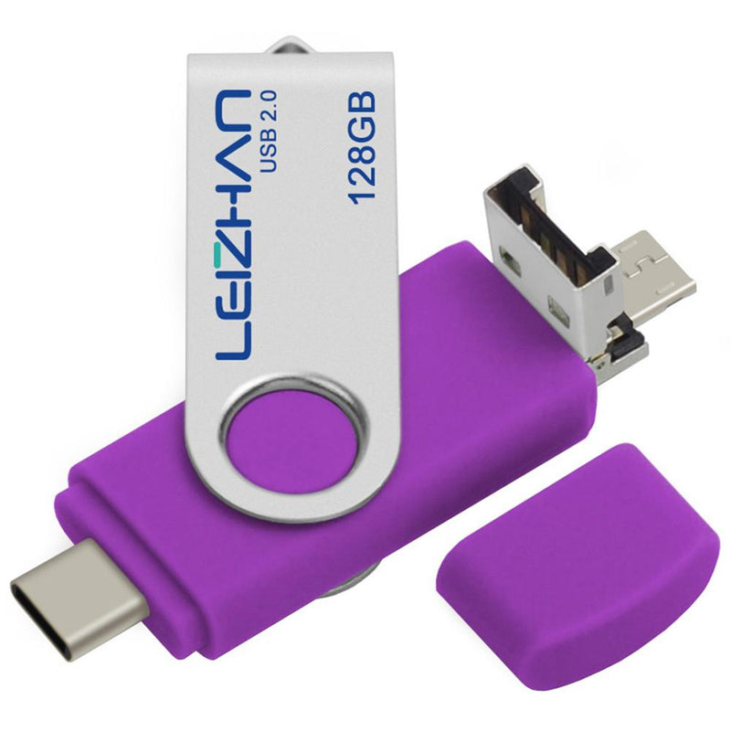 3 in 1 OTG USB Flash Drive for all Android Phones