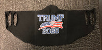 Trump 2020 Face Mask (Black)