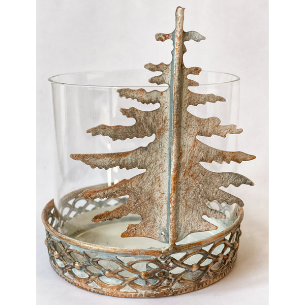 Xmas Tree Candle Holder