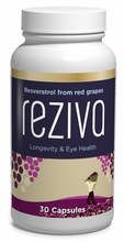 Load image into Gallery viewer, Reziva® Resveratol Supplement Formula