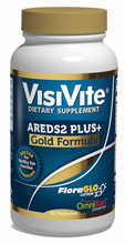 Load image into Gallery viewer, VisiVite AREDS 2 PLUS+ Gold Eye Vitamin Formula - 30 Day Supply