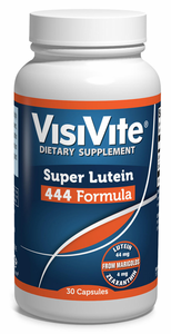 VisiVite Super Lutein 444 Eye Vitamin Formula - 30 Day Supply