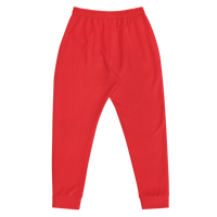 The Classic Timeless Joggers / Black / Red